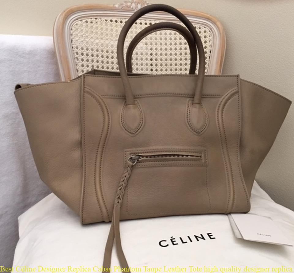 Best c line designer replica cabas phantom taupe leather for Replica design