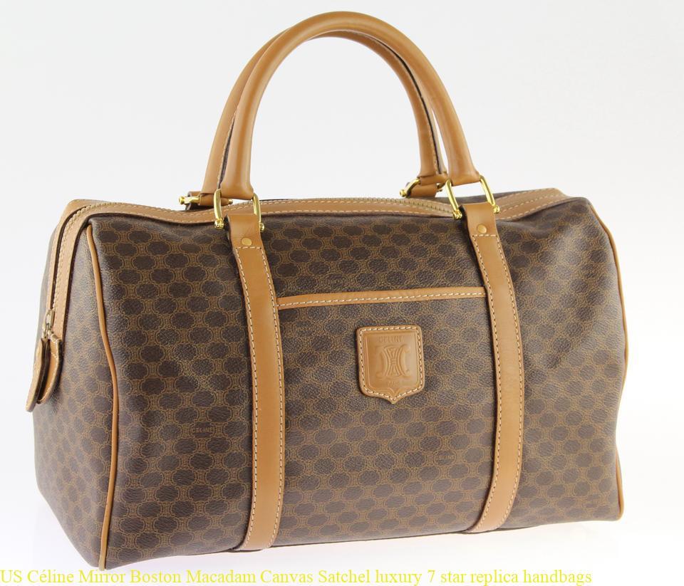 13f209815f66 US Céline Mirror Boston Macadam Canvas Satchel luxury 7 star replica  handbags – Replica Bags – Fake Designer Bags – Wholesale Replica Bags From  China